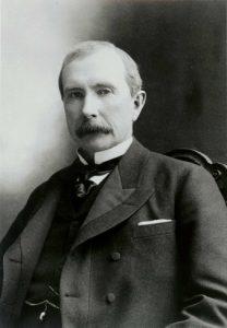 Rockefeller at 46 in 1885